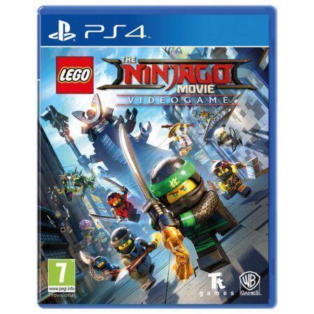 بازی PS4 Lego Ninjago