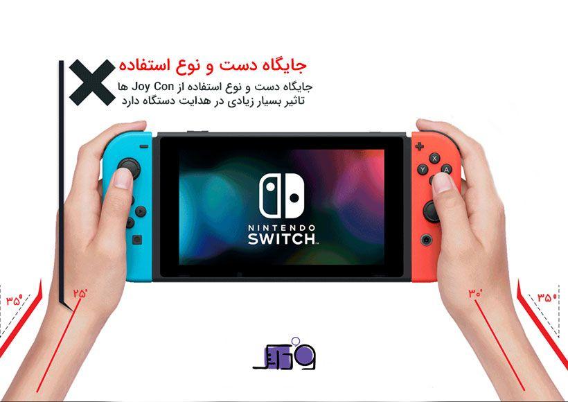 طریقه استفاده Nintendo