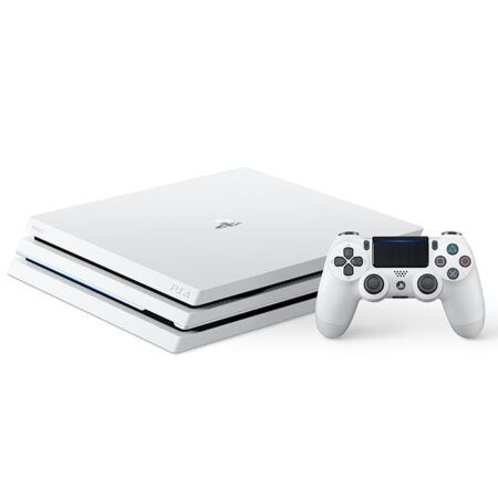 Playstation 4 pro white