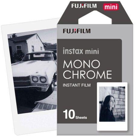 Instax monochrome photopaper