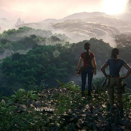 uncharted lost