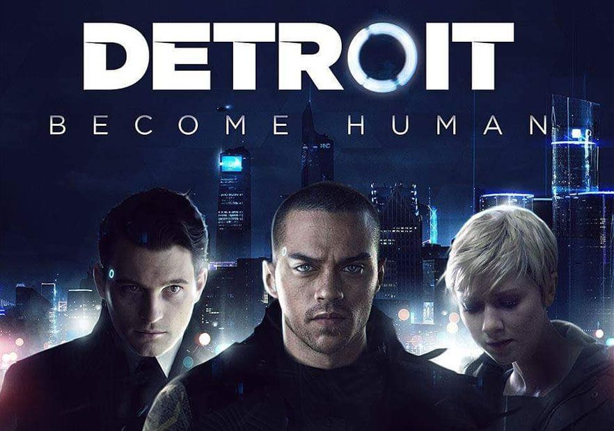 Detroit Become Human play station بازی
