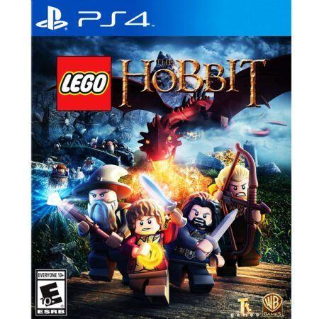 بازی lego Hobbit ps4