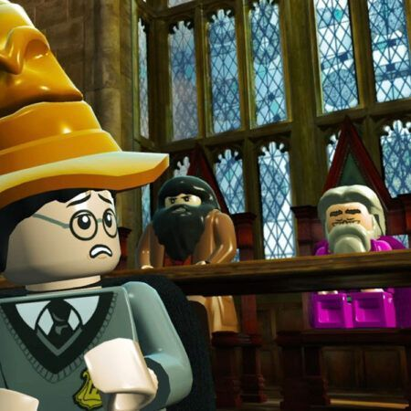 بازی lego harry potter ps4