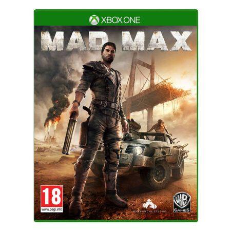 بازی mad max xbox one