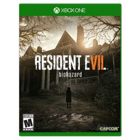 بازی resident evil biohazard