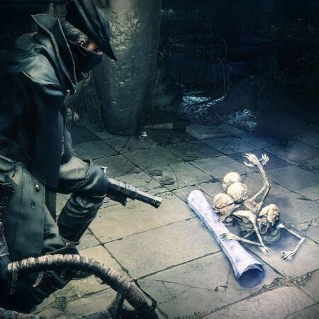 بازی پلی استیشن Bloodborne