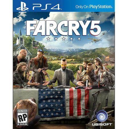 بازی پلی استیشن farcy 5