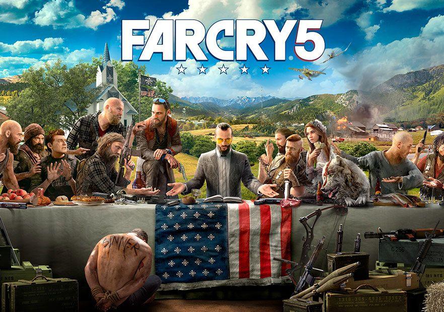 زمان عرضه farcry 5