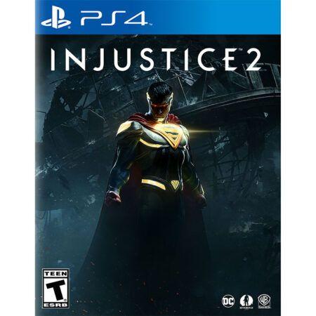 بازی پلی استیشن Injustice 2