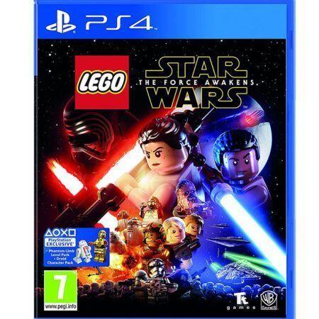 بازی پلی استیشن lego starwars