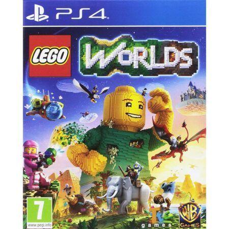 بازی پلی استیشن Lego World