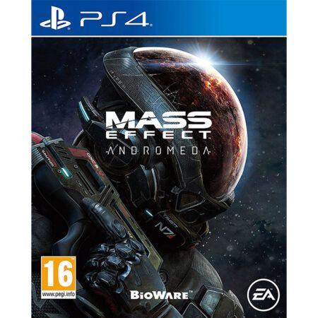بازی mass effect andromeda