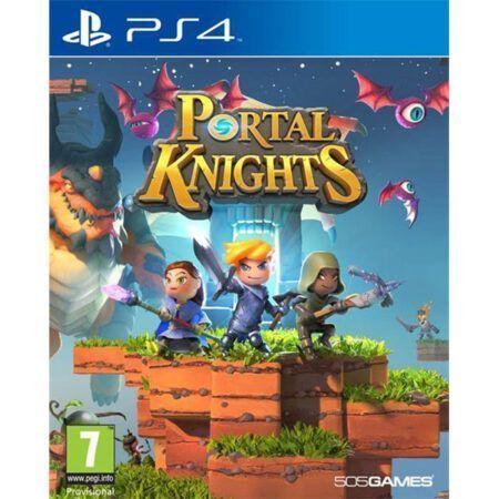 بازی portal knight