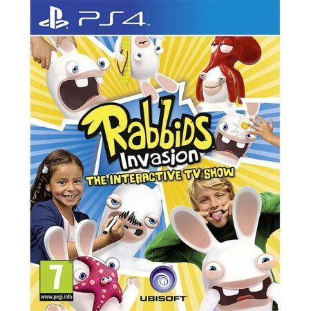 بازی Rabbids Invasion