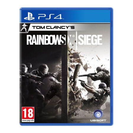 بازی ranbow six