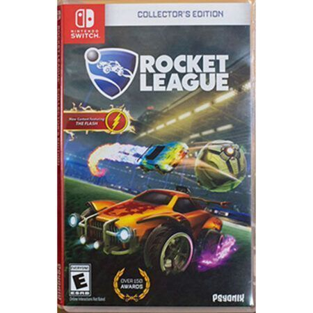 بازی Rocket League نینتندو