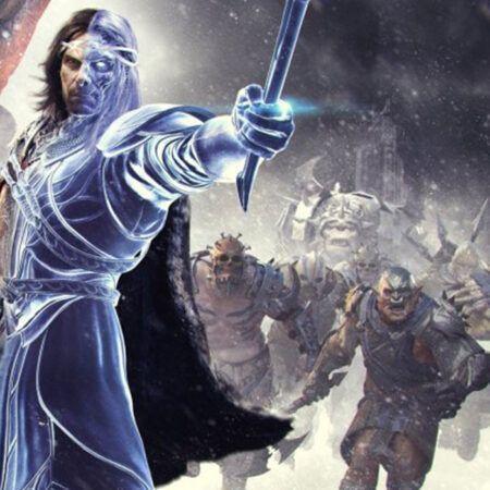 بازی پلی استیشن Shadow of War