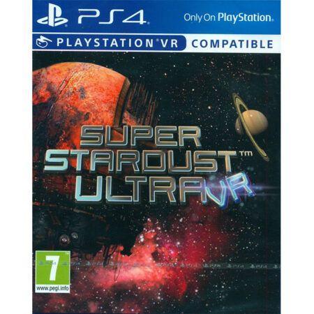 بازی super stardust