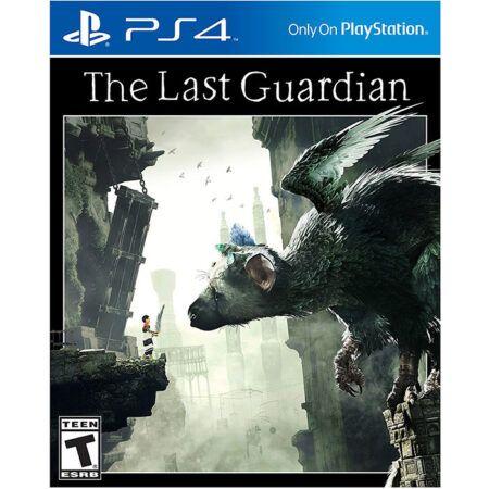 last guardian game