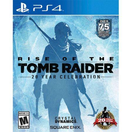 بازی پلی استیشن Tomb raider