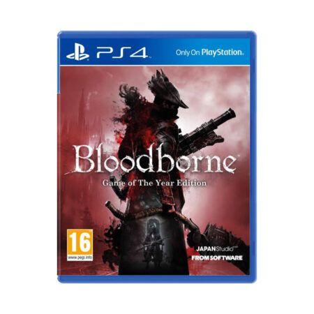 بازی پلی استیشن blood born