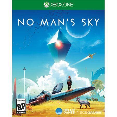 بازی ایکس باکس no man's sky