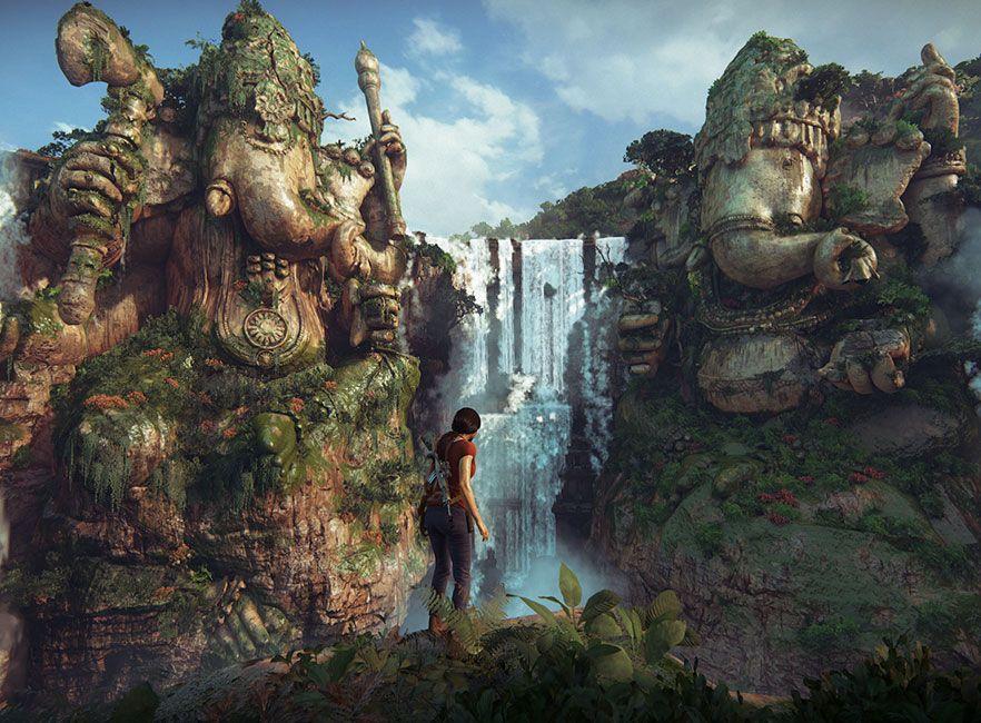 بازی پلی استیشن Uncharted