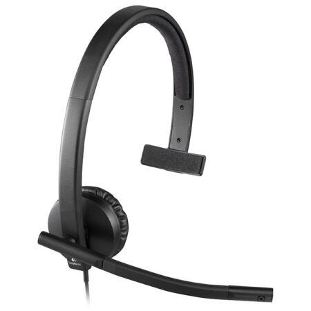 logitech headphone h650e