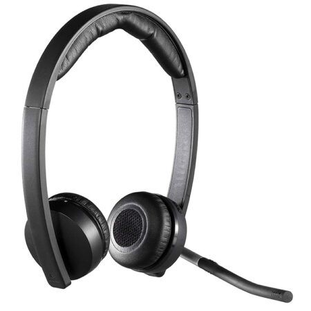 logitech headphone h820e