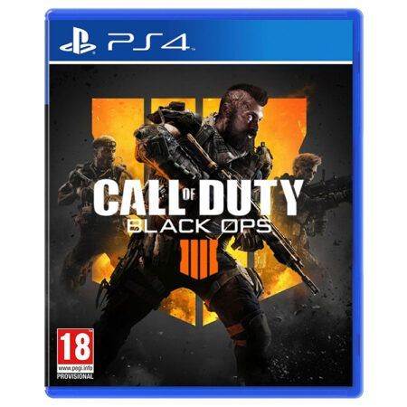 بازی call of duty black ops 4
