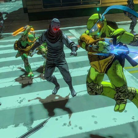 بازی TMNT: Mutants in Manhattan